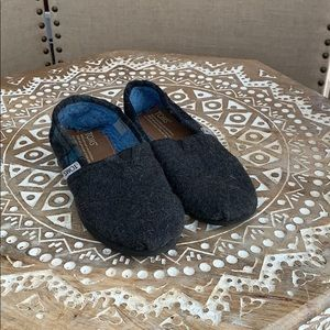 Toms wool shoes